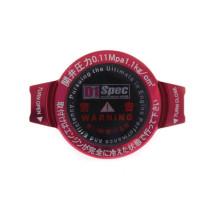Hűtősapka, radiator cap D1Spec 28mm 1.1Bar Piros